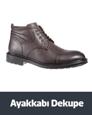 Ayakkabı Dekupe